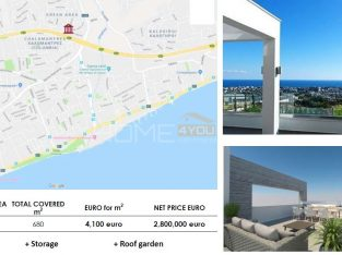 Green Area 4 Apartments in Limassol